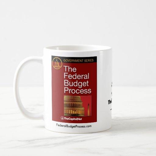 Federal Budget Process mug