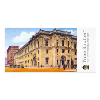 Federal Building Personalized Photo Card