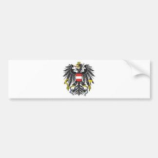 Federal eagle Austria Bumper Sticker