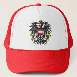 Federal eagle Austria Trucker Hat