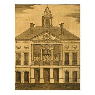 Federal Hall, N.Y., Inauguration Postcard