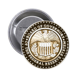 Federal Reserve Buttons