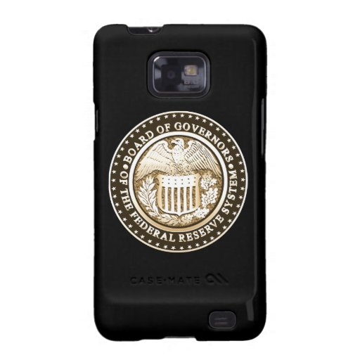 Federal Reserve Samsung Galaxy S Cases