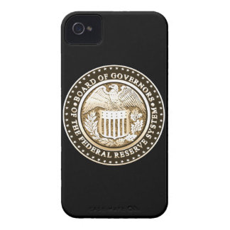 Federal Reserve iPhone 4 Cover