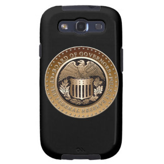 Federal Reserve Samsung Galaxy SIII Covers