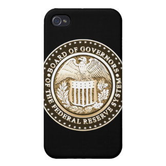 Federal Reserve iPhone 4 Cases