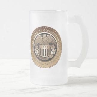 Federal Reserve Coffee Mugs