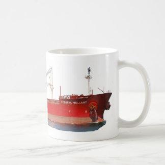 Federal Welland mug