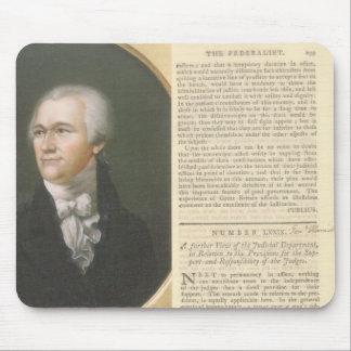 Federalist #74 mousepad
