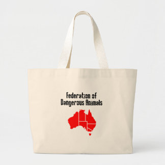 Federation of Dangerous Animals Tote Bag