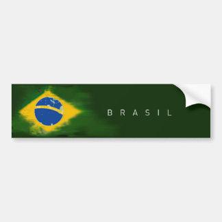 Federative Republic of Brazil to sticker Bumper Sticker