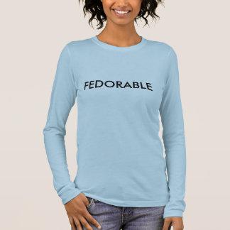 FEDORABLE LONG SLEEVE T-Shirt