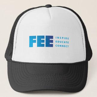 FEE_tag_RGB gradient tag shirt.ai Trucker Hat