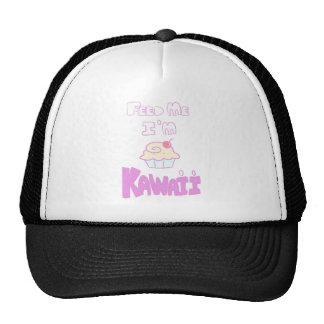 feed kawaii cupcake cap