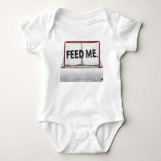 Feed Me!! Baby Bodysuit
