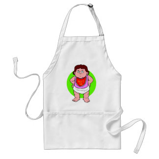FEED Me Baby Toddler Gift Standard Apron