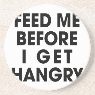 Feed Me Coaster