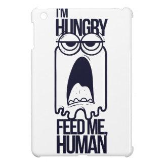 Feed me human iPad mini cases