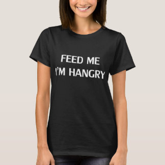 Feed Me I'm Hangry Graphic Tee