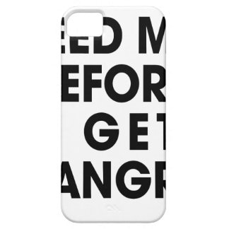 Feed Me iPhone 5 Covers