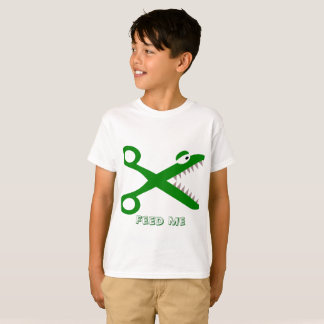 Feed Me Kids' Hanes TAGLESS® T-Shirt