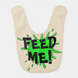 Feed Me! Spaltter Baby Toddler Bib
