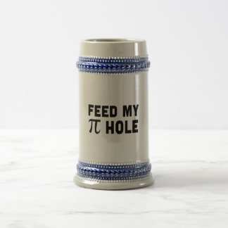 Feed My Pi Hole Beer Stein