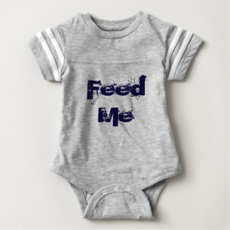 Feed n Burp Baby Bodysuit
