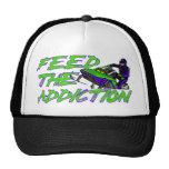 Feed The Addiction Mesh Hat