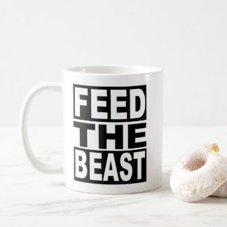 Feed the Beast Coffee Mug