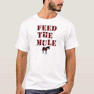 Feed The Mule Johan Franzen T-Shirt