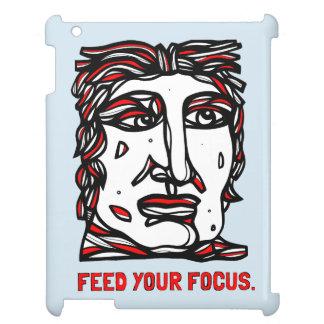 """Feed Your Focus"" iPad Case"