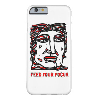 """Feed Your Focus"" Phone Case"