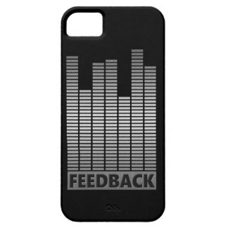 Feedback concept. iPhone 5 cases