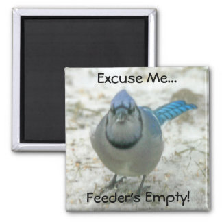 Feeder's Empty Magnet