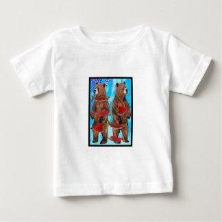 Feeding Frenzy Baby T-Shirt