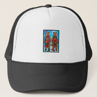 Feeding Frenzy Trucker Hat