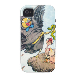 Feeding Time Case-Mate iPhone 4 Case