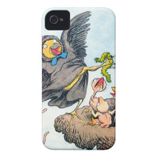 Feeding Time iPhone 4 Case-Mate Case