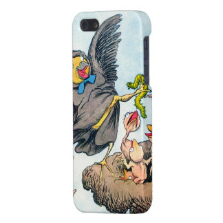 Feeding Time iPhone 5 Cases