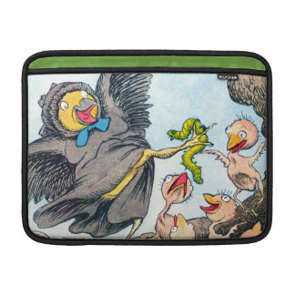 Feeding Time MacBook Sleeve