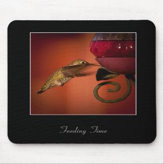 Feeding Time Mousepad