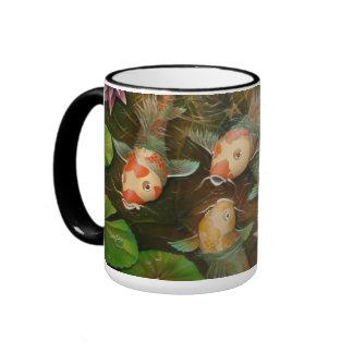 """Feeding Time"" Coffee Mugs"
