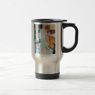 Feeding Time Travel Mug
