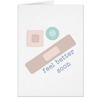 Feel Better Soon Cards