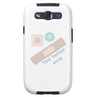 Feel Better Soon Samsung Galaxy S3 Case