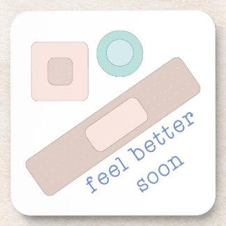 Feel Better Soon Coaster