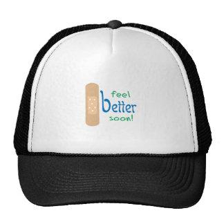 FEEL BETTER SOON HATS