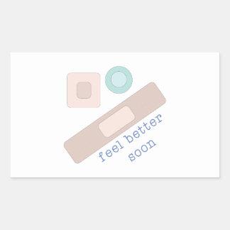 Feel Better Soon Sticker
