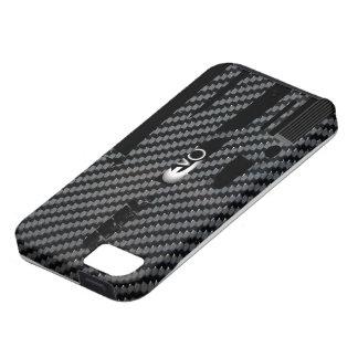 FEEL . CARBON FIBER . EVO iPhone 5 CASES